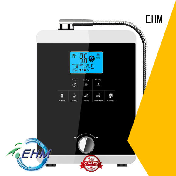 alkaline water ionizer ph for purifier EHM