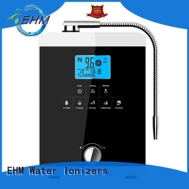 EHM high quality waterionizer manufacturer for dispenser