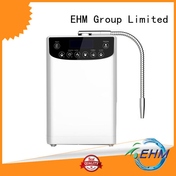 EHM household cheap alkaline water machine suppliers for filter