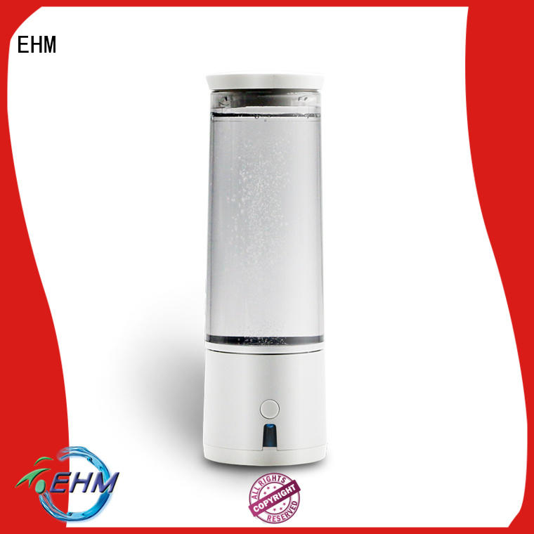 EHM generator hydrogen rich water supplier for pitche