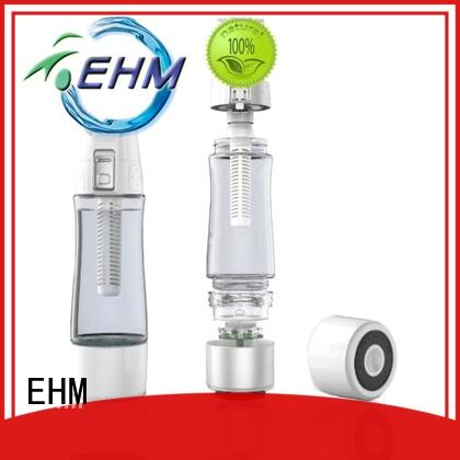 EHM portable hydrogen rich water generator factory direct supply to Improve sleeping quality