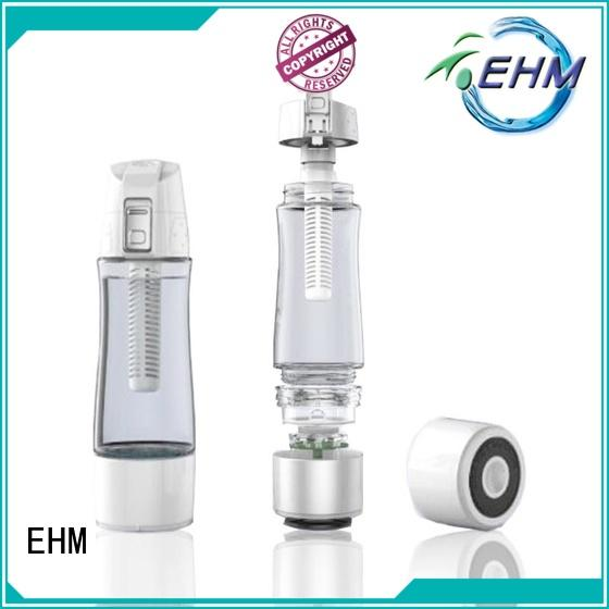 EHM technology water hydrogen generator hydrogen rich for pitche