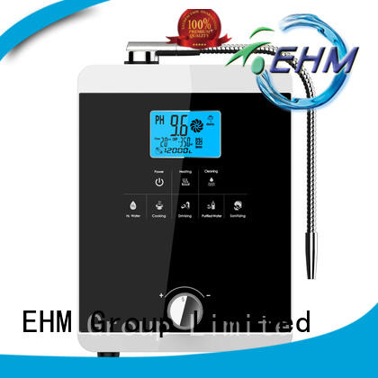 EHM portable alkaline water ionizer reviews healthy for family