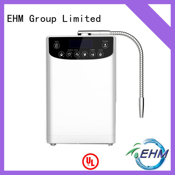 cost-effective water alkaline machines coating series for family