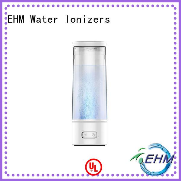 healthy hydrogen water bottle reviews ionizer supplier for sale