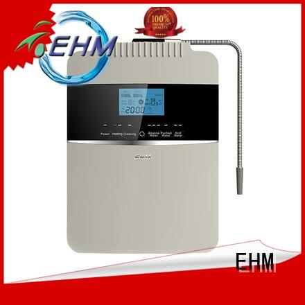 EHM portable water ionizers for sale ro for office