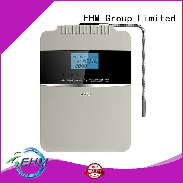 EHM household best water ionizer on the market factory direct supply for home