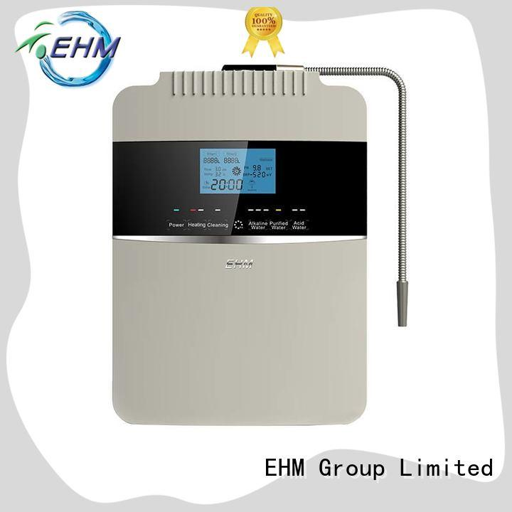 machine alkaline ionised water customized for family