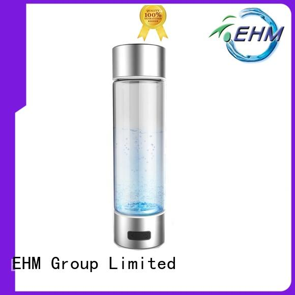 EHM professional hydrogen bottle from China for water
