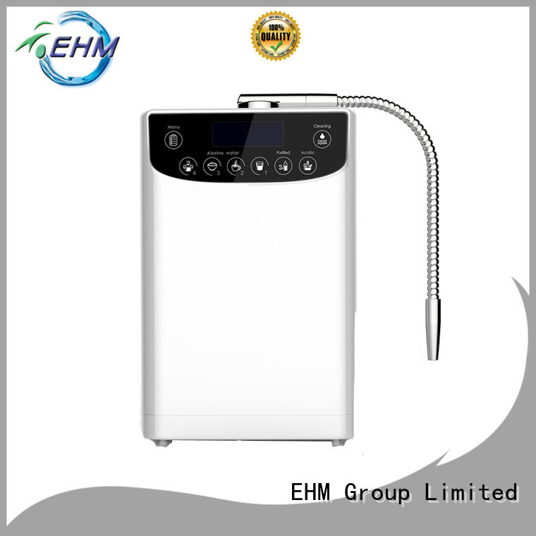 EHM reverse alkaline water ioniser company for sale