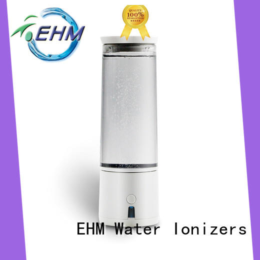 EHM healthy hydrogen water maker reviews factory for bottle