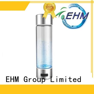 EHM bottle hydrogen generator water manufacturer for home use