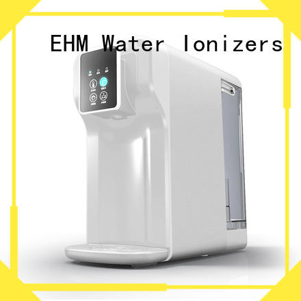 hydrogenrich water ionizers for sale household for dispenser EHM