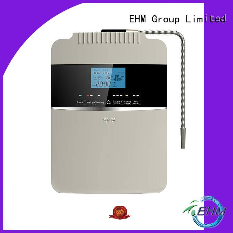 EHM factory price ehm 729 water ionizer factory direct supply for office