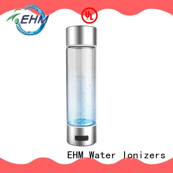 EHM home drinking best hydrogen water bottle company to Improve sleeping quality