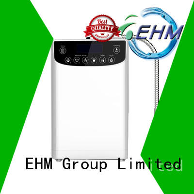 EHM ionizer home alkaline water machine customized for filter