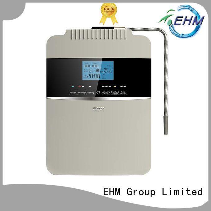 EHM ionizer water filter alkaline ionizer factory for sale