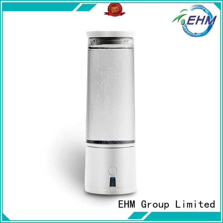EHM portable active hydrogen water generator machine for bottle