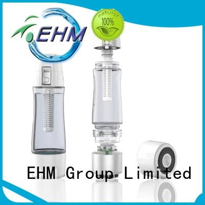 Hydrogen-rich water bottle hydrogen generator