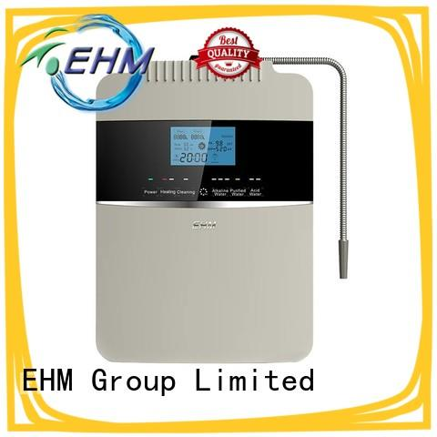 water ionizer reviews system for family EHM