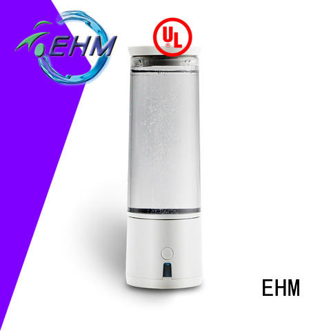 hydrogen-rich hydrogen water generator bottle benefits for water