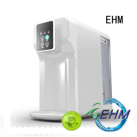 EHM ionizers water electrolysis machine customized for dispenser