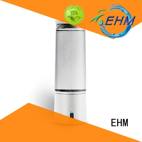 EHM rechargable hydrogen water maker manufacturer for pitche