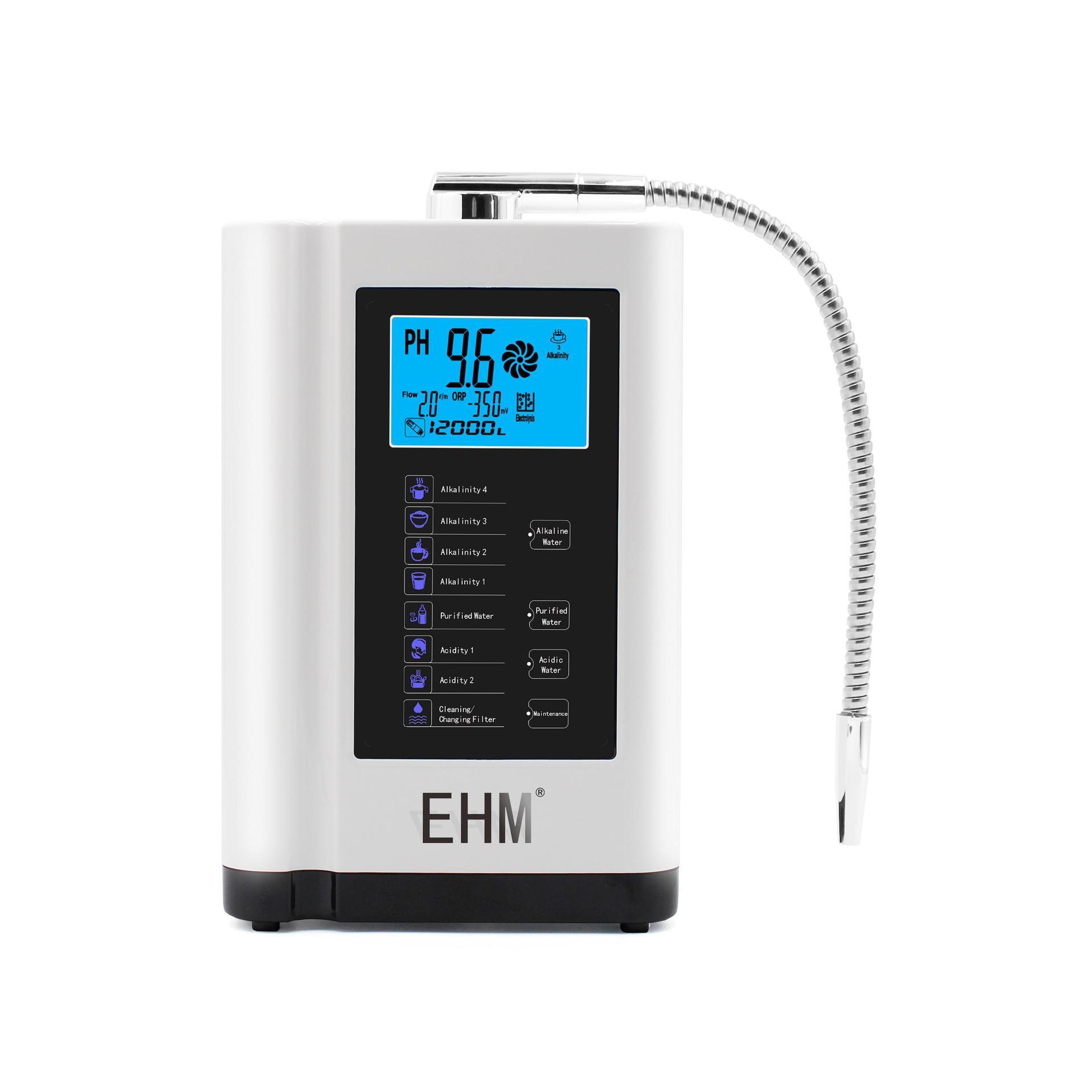 EHM -729 water ionizer