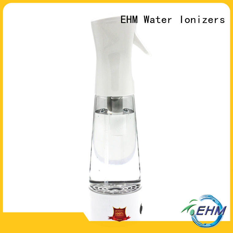 EHM low-cost disinfectant water generator series for health