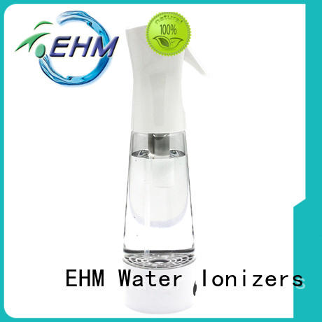 EHM hydrogen-rich sodium hypochlorite sprayer supply for dispenser